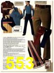 1978 Sears Fall Winter Catalog, Page 553