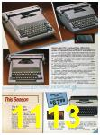 1985 Sears Fall Winter Catalog, Page 1113