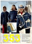 1975 Sears Fall Winter Catalog, Page 353