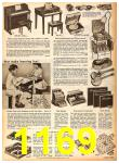1958 Sears Fall Winter Catalog, Page 1169