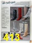 1986 Sears Fall Winter Catalog, Page 413