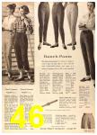 1960 Sears Fall Winter Catalog, Page 46