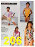 1992 Sears Summer Catalog, Page 206