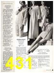 1971 Sears Fall Winter Catalog, Page 431