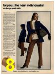 1972 Sears Fall Winter Catalog, Page 8