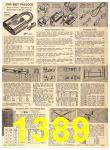 1956 Sears Fall Winter Catalog, Page 1389