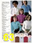 1982 Sears Fall Winter Catalog, Page 63