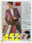 1986 Sears Fall Winter Catalog, Page 452
