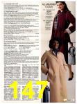 1982 Sears Fall Winter Catalog, Page 147