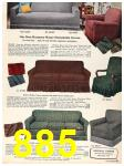 1958 Sears Fall Winter Catalog, Page 885