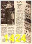 1960 Sears Fall Winter Catalog, Page 1424