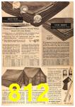 1963 Sears Fall Winter Catalog, Page 812