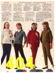 1963 Sears Fall Winter Catalog, Page 404