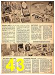1949 Sears Spring Summer Catalog, Page 43
