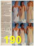 1987 Sears Spring Summer Catalog, Page 190