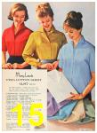 1960 Sears Fall Winter Catalog, Page 15