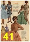 1961 Sears Spring Summer Catalog, Page 41