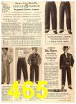1956 Sears Fall Winter Catalog, Page 465