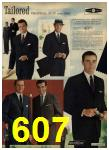 1962 Sears Spring Summer Catalog, Page 607