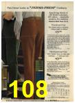1968 Sears Fall Winter Catalog, Page 108