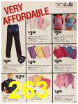 1987 Sears Spring Summer Catalog, Page 263
