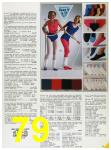 1985 Sears Spring Summer Catalog, Page 79