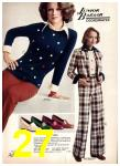 1975 Sears Fall Winter Catalog, Page 27