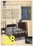1962 Sears Spring Summer Catalog, Page 28