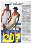 1986 Sears Spring Summer Catalog, Page 207
