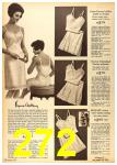 1962 Sears Fall Winter Catalog, Page 272