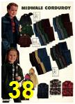 1965 Sears Fall Winter Catalog, Page 38
