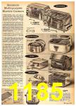 1962 Sears Fall Winter Catalog, Page 1185