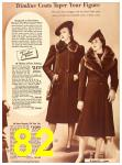 1940 Sears Fall Winter Catalog, Page 82