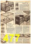 1962 Sears Fall Winter Catalog, Page 477