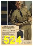 1961 Sears Spring Summer Catalog, Page 524