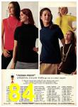 1969 Sears Fall Winter Catalog, Page 84