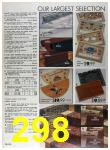 1989 Sears Home Annual Catalog, Page 298