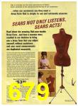 1972 Sears Fall Winter Catalog, Page 679