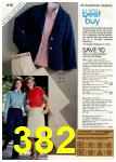 1981 Montgomery Ward Spring Summer Catalog, Page 382