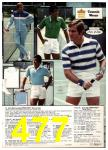 1977 Sears Spring Summer Catalog, Page 477