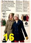 1977 Sears Fall Winter Catalog, Page 16