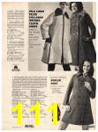 1973 Sears Fall Winter Catalog, Page 111