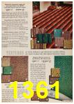 1962 Sears Fall Winter Catalog, Page 1361