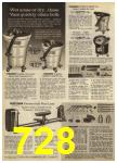 1968 Sears Fall Winter Catalog, Page 728