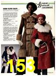 1974 Sears Fall Winter Catalog, Page 153