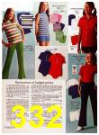 1973 Sears Spring Summer Catalog, Page 332