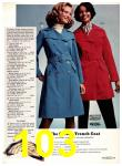 1974 Sears Fall Winter Catalog, Page 103