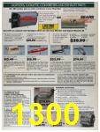 1991 Sears Fall Winter Catalog, Page 1300