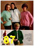1966 Montgomery Ward Fall Winter Catalog, Page 87