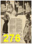 1962 Sears Spring Summer Catalog, Page 276